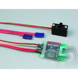 85007 Safety - switch 12HV