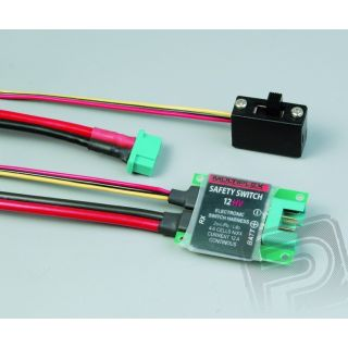 85008 Safety - switch 12HV (M6)
