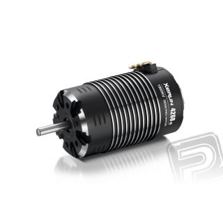 XERUN 4268 SD, 2600Kv OnRoad/GT - G2 - černý