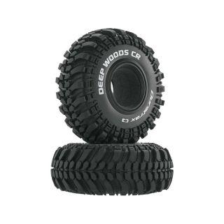 """Duratrax pneu 2.2"""" Deep Woods CR Crawler C3 (2)"""