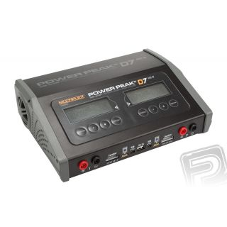 308129 Power Peak D7 EQ-BID 12V/230V