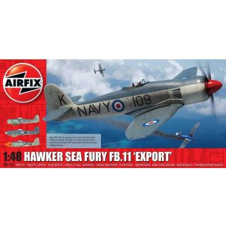 Classic Kit letadlo A06106 - Hawker Sea Fury FB.II 'Export Edition' (1:48)