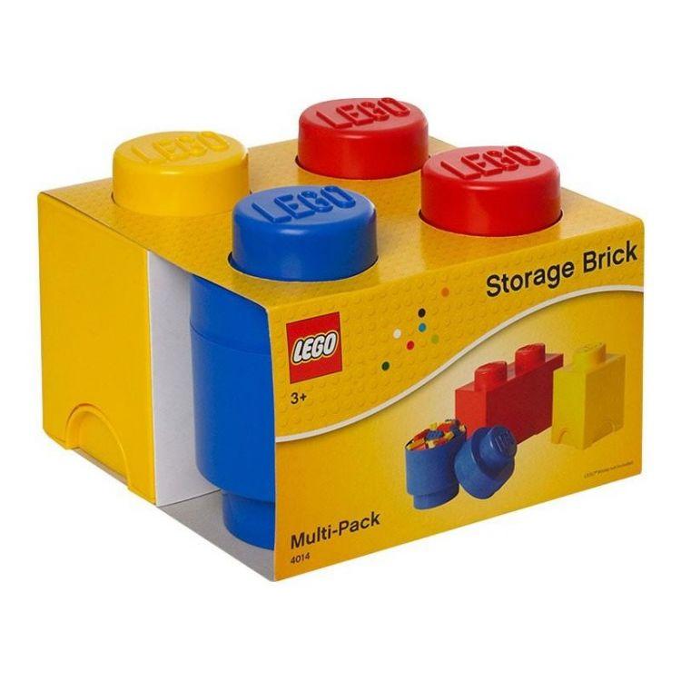 LEGO úložné boxy Multi-Pack 3ks