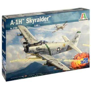 Model Kit letadlo 2788 - A-1H Skyraider (1:48)