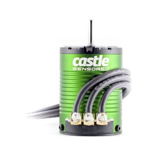 Castle motor 1406 6900ot / V senzored