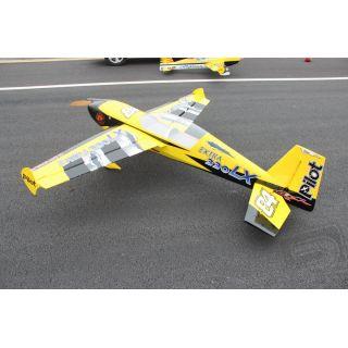 """103"""" Extra 330LX 2600mm 120cc Žlutá"""