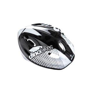 DINO Bikes - Dětská přilba černá