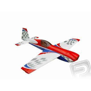 """60"""" Extra 330SC 1520mm Bílo/Červeno/Modrá"""