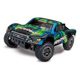 Traxxas Slash Ultimate 1:10 4WD VXL TQi RTR zelený