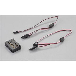 Killerbody riadiaca jednotka LED osvetlenie s káblami