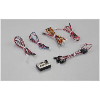 Killerbody súprava 12 LED 3mm s riadiacou jednotkou