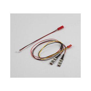 Killerbody pásik 12 červených LED pre podvozok