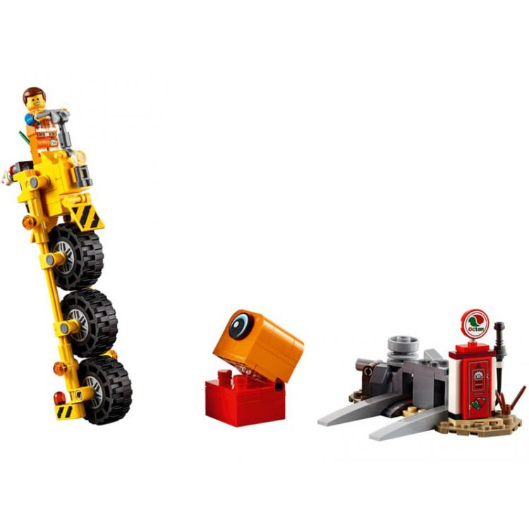 LEGO Movie - Emmetova tříkolka