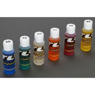 Silikonové oleje 20, 25, 30, 35, 40, 45Wt (6x56ml)