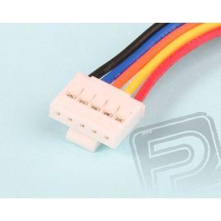 servisní konektor THUNDER (4 čl.)