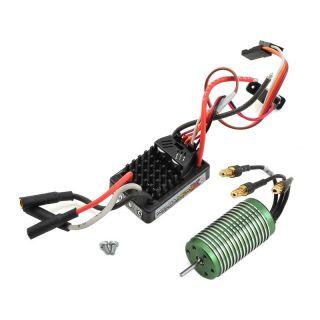 Castle motor 0808 4100ot/V s reg. Mamba Micro X