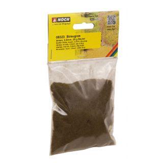 Posypová tráva, hnedá, 2,5 mm, 20 g