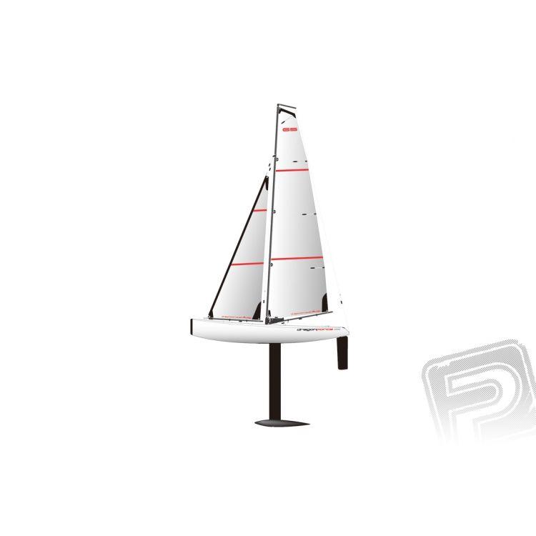 Dragon Force V6 RACING plachetnice 2,4GHz RTR