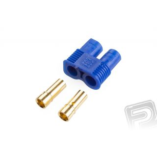 7954 konektor LRP samica (2ks + domček)