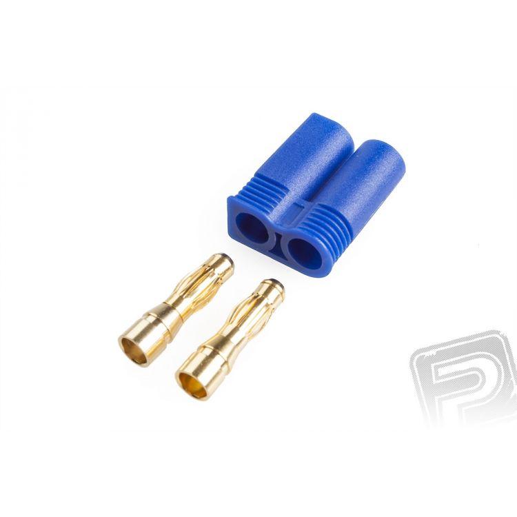 7957 G5 (EC5) konektor samec (2ks + domeček)