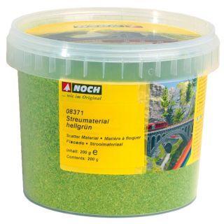 Statický materiál, svetlo zelená, 200g