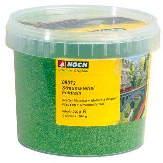 Statický materiál, stredne zelená, 200g