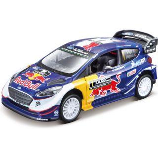 Bburago Ford Fiesta WRC 1:32 Sébastien Ogier