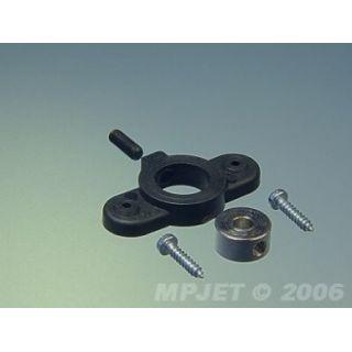 2653 Držák krytu kola pro průměr 5 mm