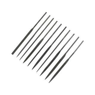 Modelcraft jehlové pilníky bez rukojeti (sada 10ks)