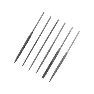Modelcraft jehlové rašplové pilníky (sada 6ks)