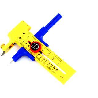Modelcraft řezací kružítko 10-150mm