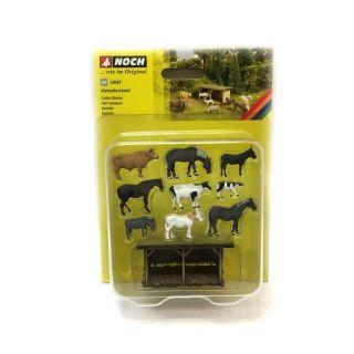 Scénka - Prístrešok pre domáce zvieratá