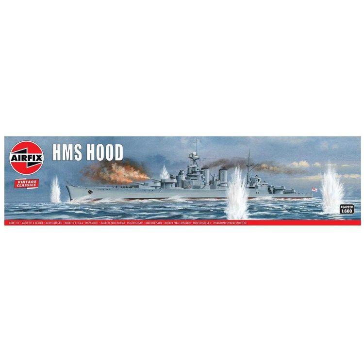 Classic Kit VINTAGE loď A04202V - HMS Hood (1:600)