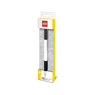 LEGO gelové pero, černé 1 ks