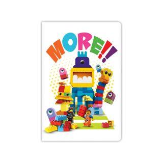 LEGO zápisník MOVIE 2 Duplo