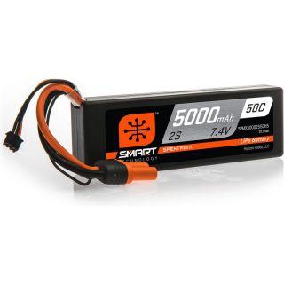 Spektrum Smart LiPo Car 7.4V 5000mAh 50C IC5