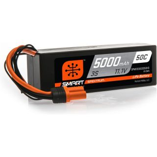 Spektrum Smart LiPo Car 11.1V 5000mAh 50C IC3