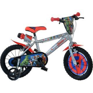 """DINO Bikes - Dětské kolo 14"""" Avengers"""