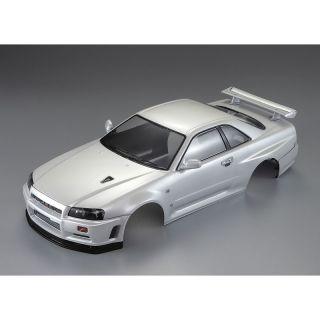 Killerbody karosérie 1:10 Nissan Skyline R34 perleťová