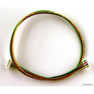 Kabel s konektory pro DTU 4x0,15