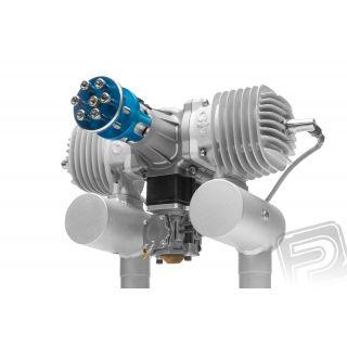 Motor GP 178 ccm včetně tlumiče a příslušenství