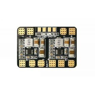 Mikro PDB prúdová rozdvojka PCB 5V / 12V Copt