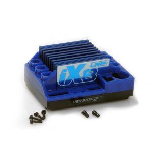 Kompletní domeček iX8 regulátoru včetně tlačítek a šroubů