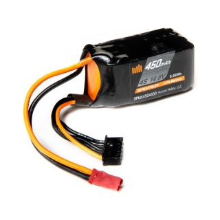 Spektrum Smart LiPo 14.8V 450mAh 50C JST
