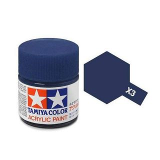 Tamiya Color X-3 Royal Blue gloss 10ml