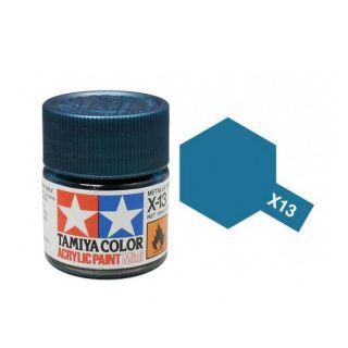 Tamiya Color X-13 Blue Metallic gloss 10ml