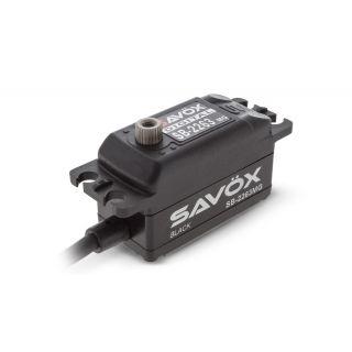 SB-2263MG BRUSHLESS Black Edition servo