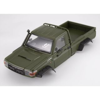 Killerbody karosérie Toyota Land Cruiser 70 zelená (Traxxas TRX-4)