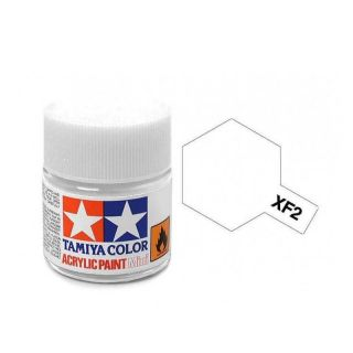 Tamiya Color XF-2 Flat White 10ml
