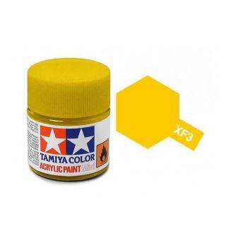 Tamiya Color XF-3 Flat Yellow 10ml